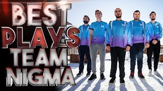 BEST PLAYS of Team Nigma WeSave! Charity Play Dota 2