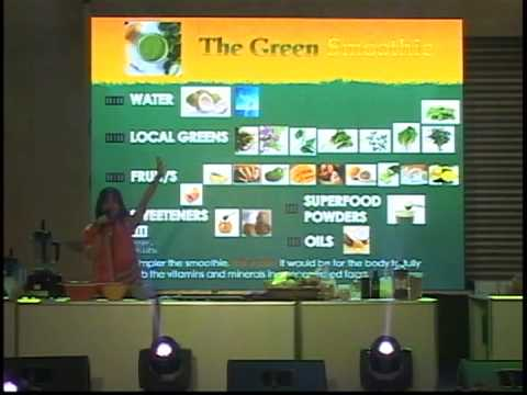 Raw Food Part 3: SOAPer Trade Show: 1st Philippine Natural and Organic Products Expo