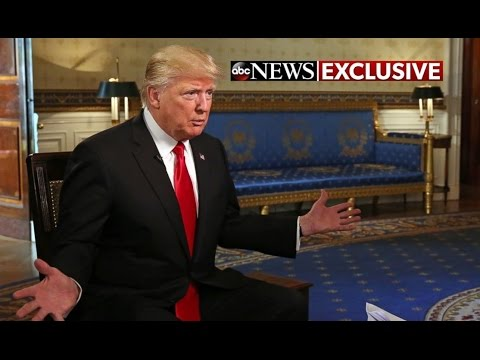 Trump Full Interview with David Muir | ABC News