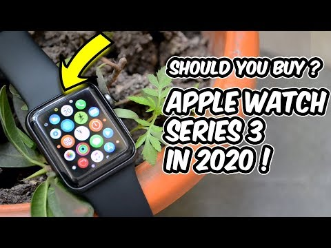 Should You Buy Apple Watch Series 3 In 2020 ? A Long Term Apple Watch Series 3 (44mm + GPS) Review