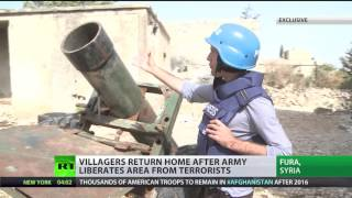 Exclusive: Inside Syrian city cleared of jihadists by Assad troops