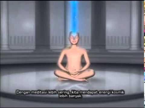 ilustrasi perjalanan astral