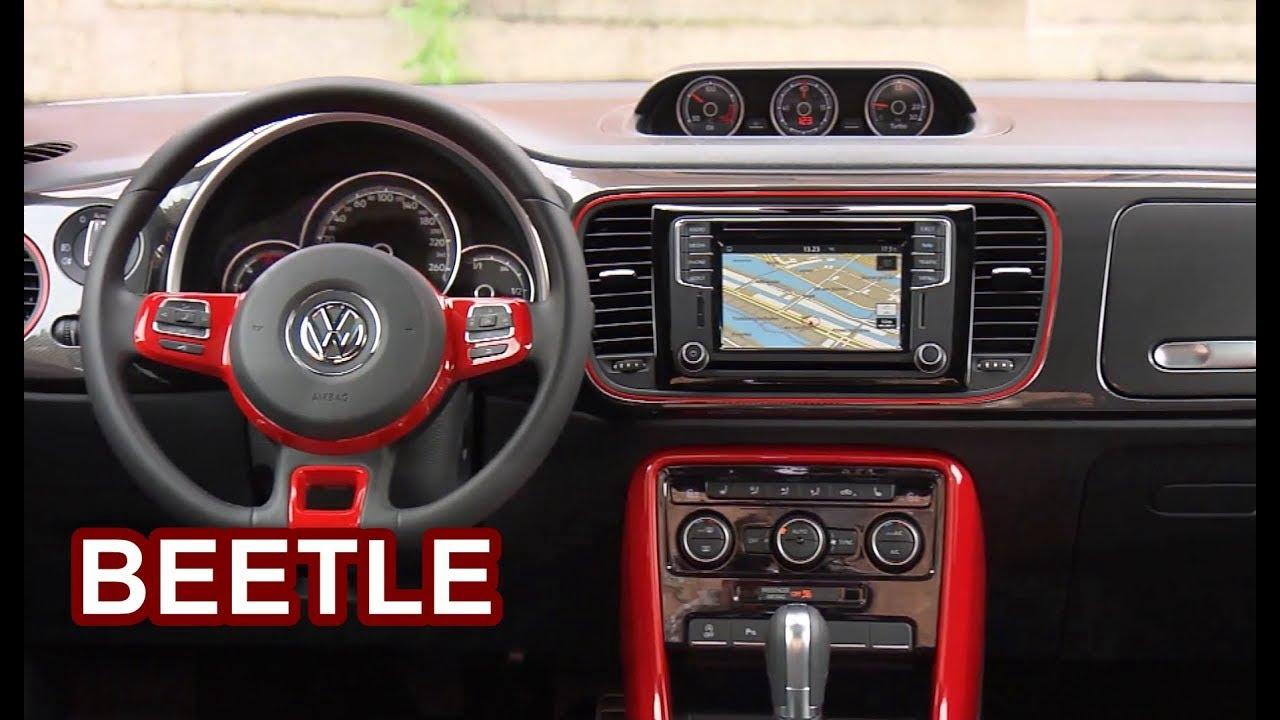 Carworldth 2017 Volkswagen Beetle Interior