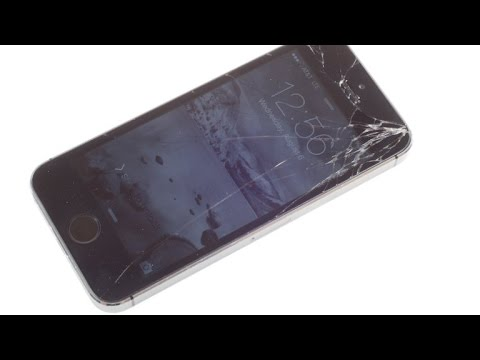 cnet how to replace a broken iphone 5s screen