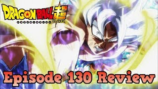 Dragon Ball Super Episode 130 Review: An Unprecedented Super Showdown! Ultimate Survival Battle!!