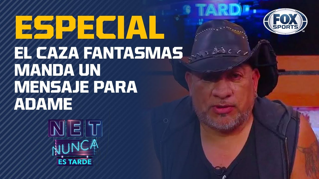 ¡El mensaje de Carlos Trejo a Alfredo Adame!