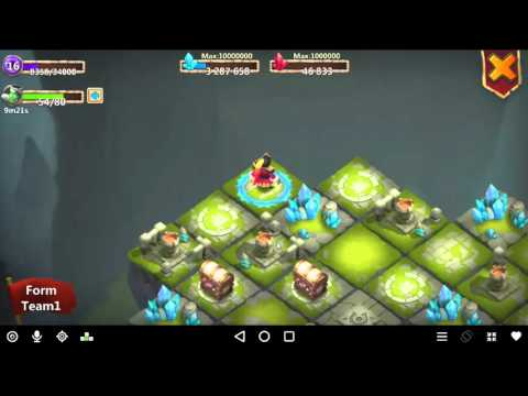 Castle Clash Lost Realm And Merchant 2