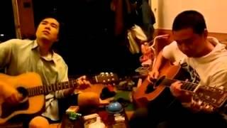 Let It Be - The Beatles cover ( chơi ở nhà MinhFuck)