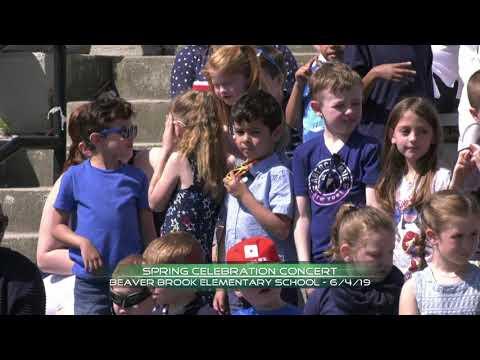 Abington Beaver Brook Elementary School Spring Concert - 6/4/19