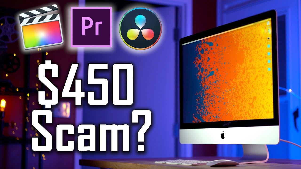 Vega 48 vs 580X 2019 iMac - Best Graphics choice for Video Editors?