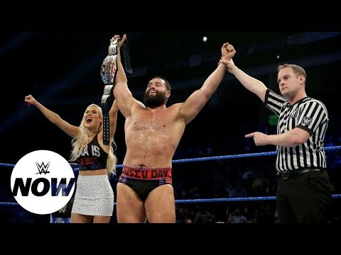 4 things you need to know before tonight's SmackDown LIVE: Jan. 1, 2019