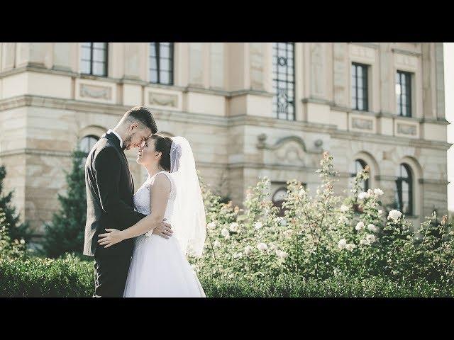 BEATA I KACPER / WEDDING DAY / PAŁAC BURSZTYNOWY