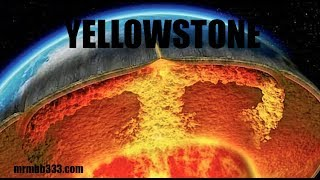 """Do they KNOW something about Yellowstone Supervolcano? - Near the """"VERY HIGH"""" Alert level!"""