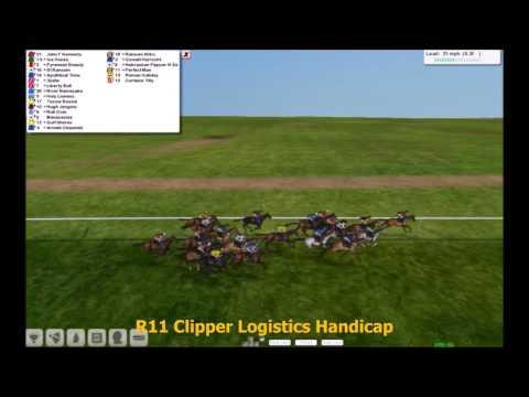 Season 2 Flat WK9 R11 Clipper Logistics Handicap