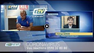 ÉDITION SPÉCIALE CORONAVIRUS - 06 AVRIL 2020 - PARTIE 1