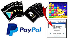 Lucky Popstar App 🔥 🔥 । Paypal Cash । Amazon Giftcard  Earning App| Play Game Earn Money