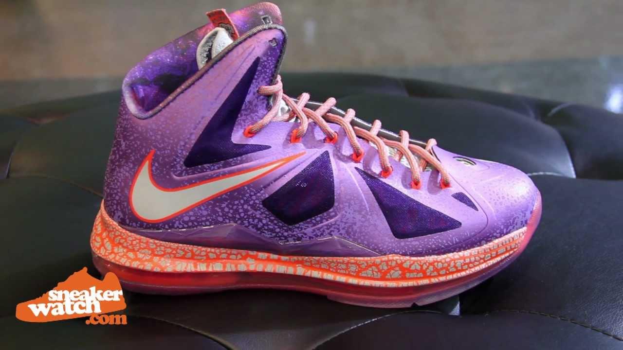 super popular 579a1 429d9 Nike LeBron 10