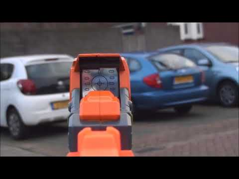 Peregrine Falcon 2.0 - Nerf - aflevering 1
