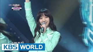 LOVELYZ (러블리즈) - Candy Jelly Love [Music Bank K-Chart / 2014.11.28]