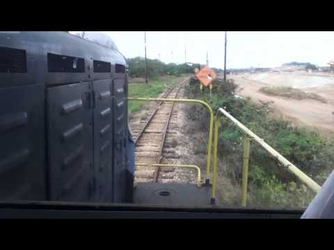 Hawaiian Railway Society Cab Ride Part 2