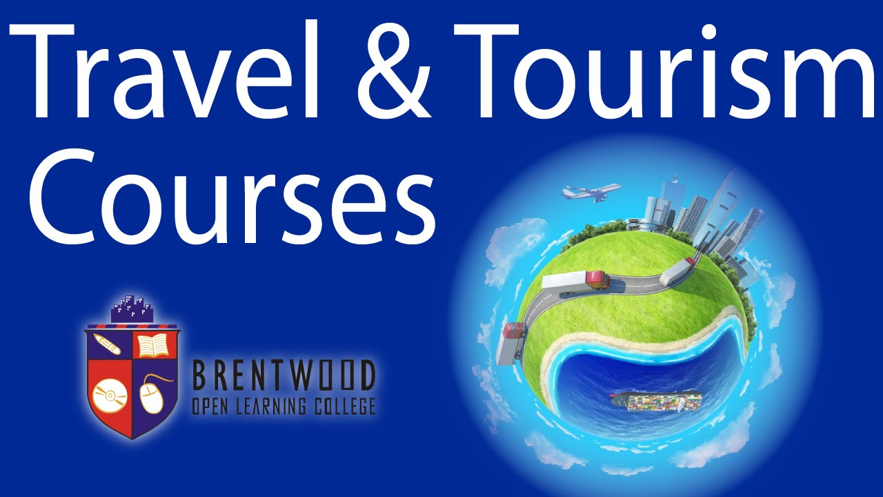 Careers in Travel and Tourism Management.