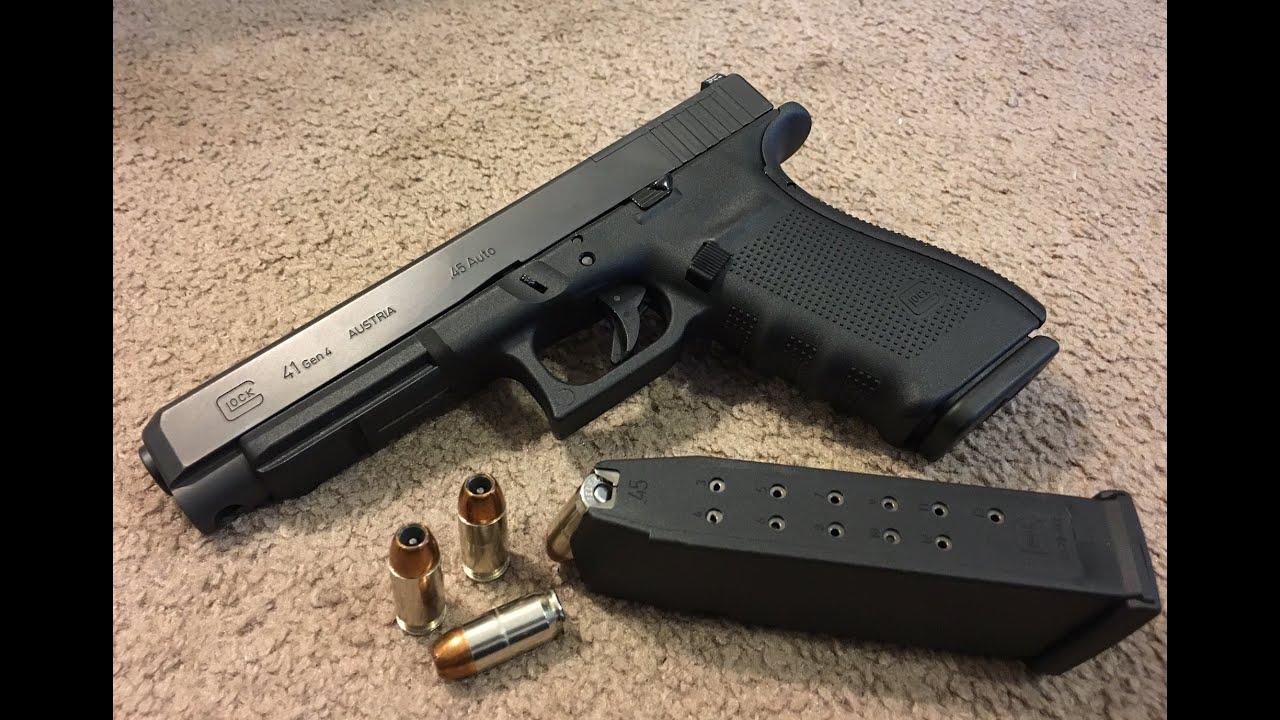 Glock 41 MOS Update - YouTube