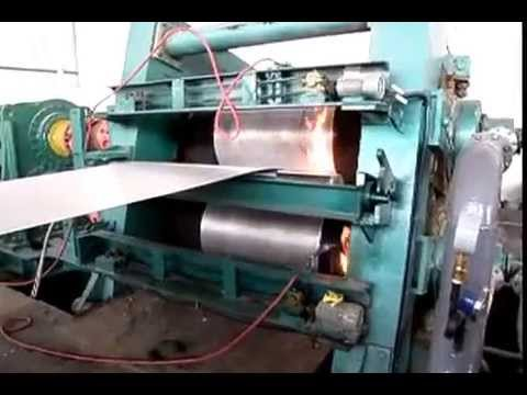 Aluminum Casting Mill Aluminum Sheet And Coil Youtube