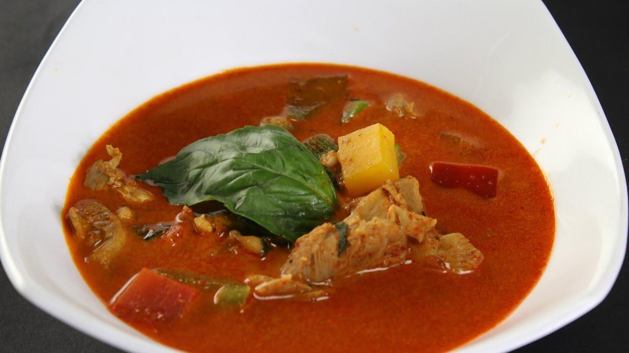 Thai chicken curry sanjeev kapoor khazana youtube forumfinder Image collections