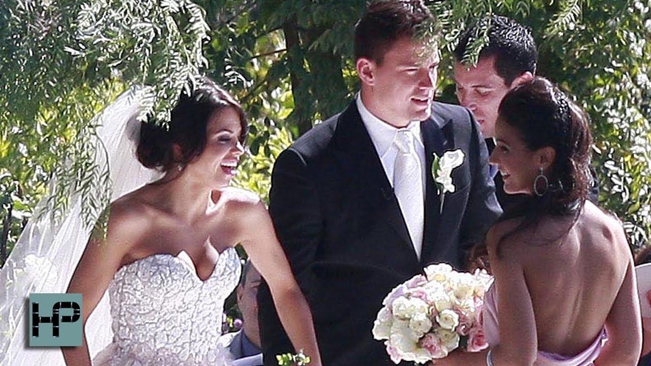 Channing Tatum Jenna Dewan Wedding 1