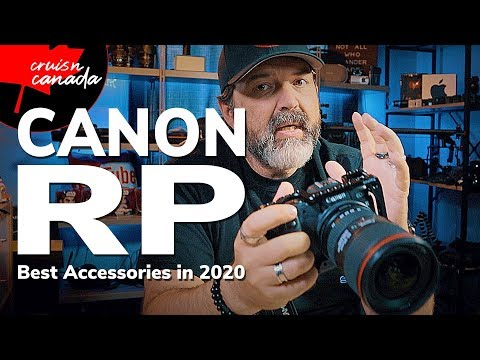 Top 5 Best Accessories For The Canon RP - 5 Things You Need For Your Canon RP!