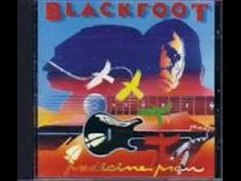 Blackfoot - Medicine Man (Full Album)