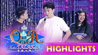 It's Showtime Miss Q & A: Vhong asks Ryan who's more attractive between Ion and Jackque