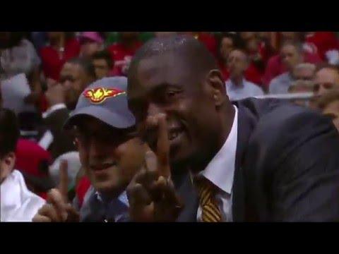 Atlanta Hawks Set Playoff Franchise Record with 15 Blocks