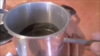 Autoclave/ Pressure Cooker Instruction- Tattoo University