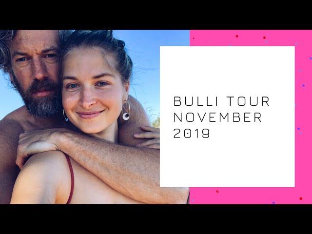 Vlog/Unsere erste Bulli Tour in Spanien