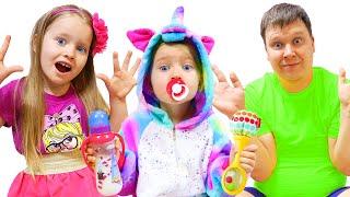 Милли и Ева - истории забавных детей