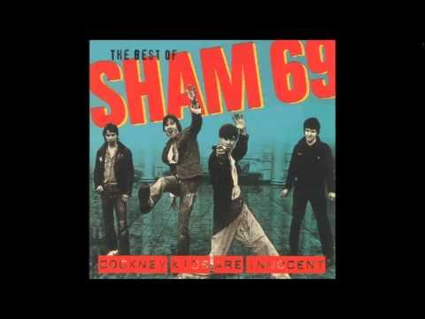 Sham69 - Cockney kids are innocent