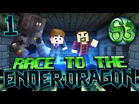 Minecraft Ender Dragon Race Season 3:...