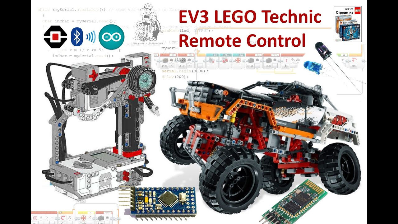 ev3 lego technic 9398 remote control youtube. Black Bedroom Furniture Sets. Home Design Ideas
