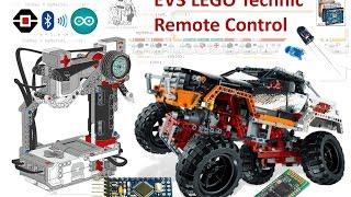 EV3 LEGO Technic #9398 Remote Control