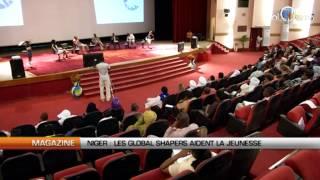 Niger : Les Global Shapers aident la jeunesse