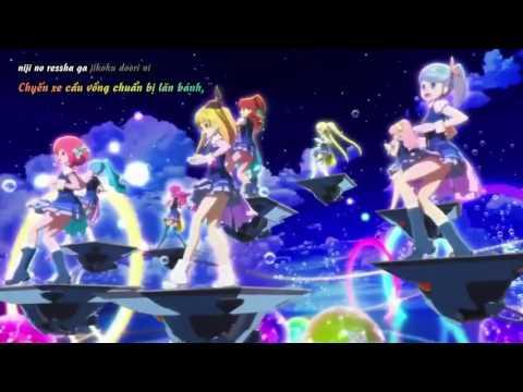AKB0048 - train of rainbow live (Vietsub)