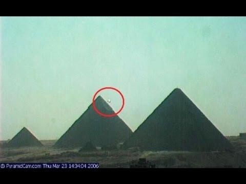 Piramitleri uzaylılarmı yaptı