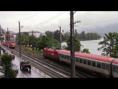 Bahnhof Zell am See