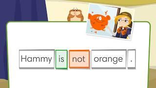 GoGetter - Grammar Animation - Level 1, Unit 1, Lesson 3