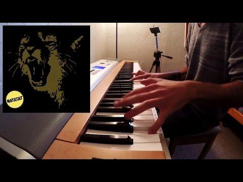 Ratatat - Nostrand (Piano Cover)