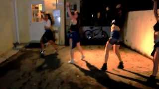 Nicki Minaj - Boss ass bitch feat. PTAF (Explicit) Official (choreographed by Marvin Brown) #BAB