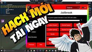 Bản HACK mới - Hack Emperor | ROBLOX | HACK ROBLOX JAILBREAK