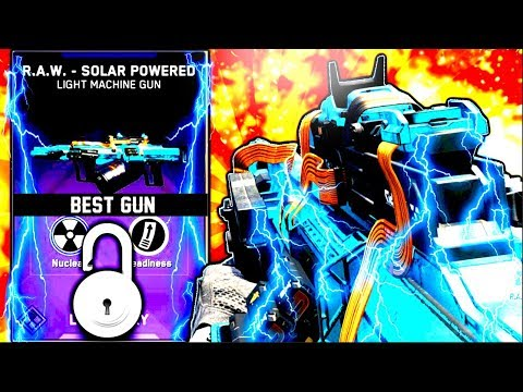 *NEW* LEGENDAR RAW SOLAR POWERED IS THE BEST GUN IN INFINITE WARFARE! (RAW SOLAR POWERED NUKE)