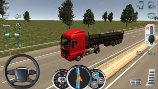 Euro Truck Driver 2018 #4 - Trucks Game Android iOS gameplay